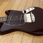VAMPSのハイド仕様のムスタング!「Fender Japan MG69/MH/DP」を購入したのでレビューしてみる。