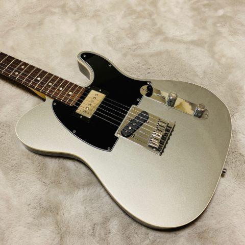 【改造】Fender USAのテレキャスターのフロントピックアップをハムバッカーに交換するぞ!