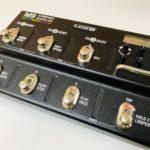 【レビュー】汎用性高過ぎだろ!LINE6のマルチエフェクターM9使ってみた感想。