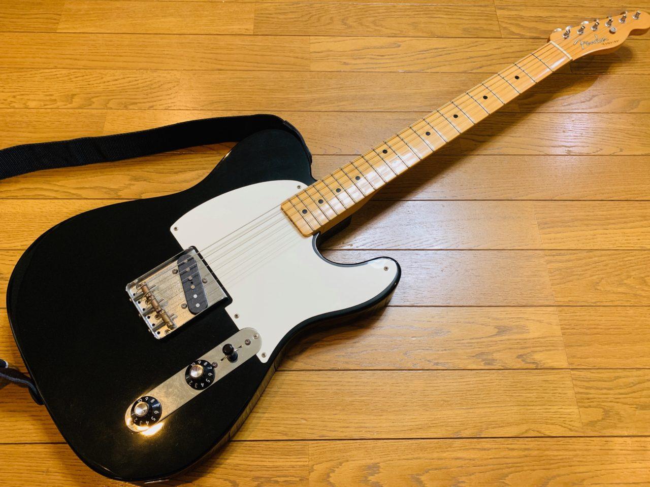 Fender Esquire(フェンダー・エスクワイヤー)という最高にカッコイイギターについて。