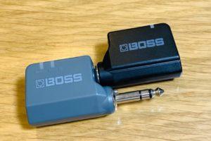 【レビュー】買って良かった!最高に便利!BOSS WL-20 ギターワイヤレスセットを導入したよ。