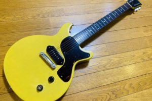 【機材紹介】日本製ギブソン?Orville by Gibsonのギターの評価ってどうなの?【レビュー】