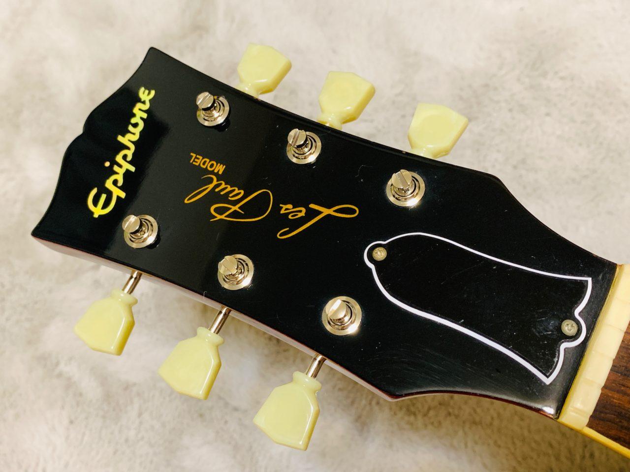 【ギターのペグ交換】レスポールにGOTOHのマグナムロックを取り付けてみた!