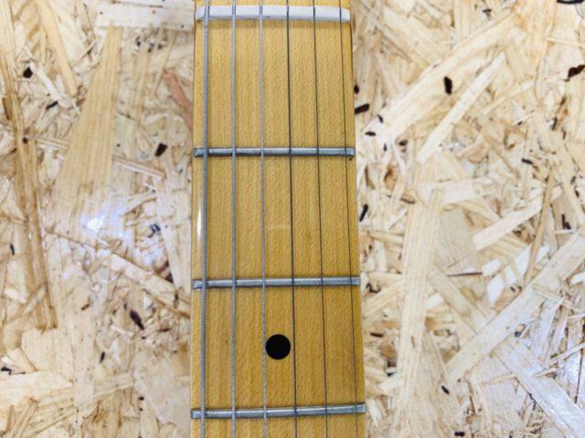 ギターの指板材はローズとメイプルのどっちがいいのか?
