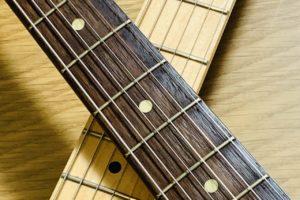 ギターの指板材はローズとメイプルのどっちがいいのか?ギターの指板材まとめ