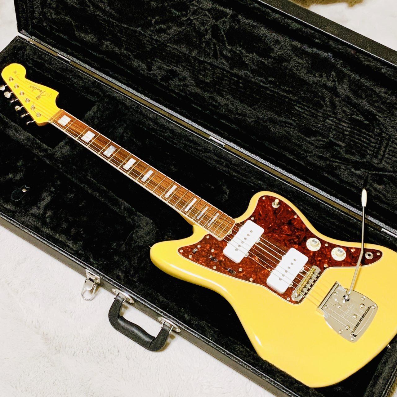 【レビュー】Fender MEX LTD 60th Anniversary Classic Jazzmaster 買ったよー。