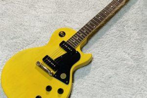 【レビュー】ついにねんがんのGibson Les Paul Special TV Yellow(レスポールスペシャル)を手に入れたぞ。