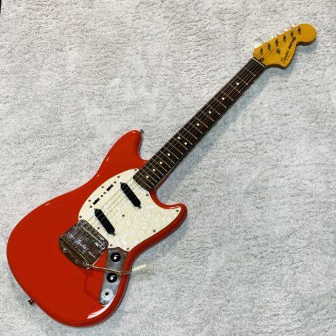 【レビュー】Squier FSR Classic Vibe Mustang は弾きやすいムスタング。初心者にもオススメだよ!