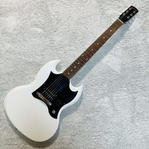 【レビュー】Gibson Melody Maker SGは軽くて弾きやすくて個性的なギター!