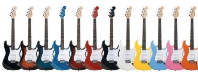 Amazonで買える1万円台の安いエレキギターのまとめ