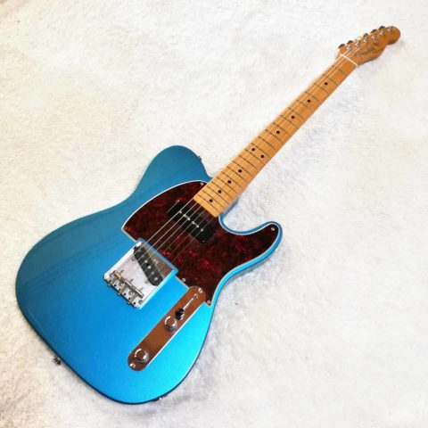 【レビュー】フロントにP-90のテレキャスター!FENDER Limited Edition Classic Series 50s Telecaster Maple LPb