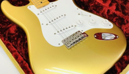 【レビュー】Fender USAの最新シリーズ「American Original」のストラトキャスターがメチャメチャ弾きやすい件