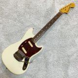 【レビュー】一番再現度の高いムスタング・リイシュー Fender JAPAN MG65 MUSTANG