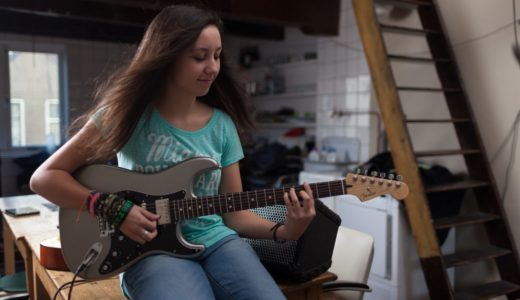 ギターの基礎練習6フレーズ。動画つきでわかりやすく解説!