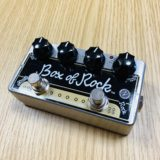 【レビュー】Marshall JTM45の音を再現!? Z.VEXの「Box of Rock」を弾いてみた