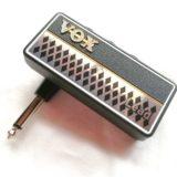 【レビュー】VOXのヘッドフォンアンプ「amplug2 Lead」を実際に使ってみた感想