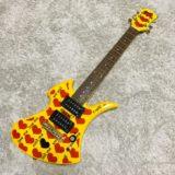 【レビュー】hideモデルのミニギター『イエローハートJr』を買ってみた