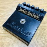 【レビュー】オルタナティブ・ロックにMarshall Shred Masterは欠かせない!