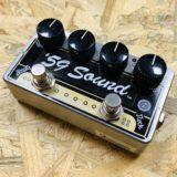 【レビュー】fender 59 Bassmanの音を再現!Z.VEX (ジーベックス ) '59 Sound