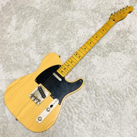 【Fender】パイン材のテレキャスターってどうなの?音はいいの?【Squier】