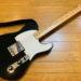 【レビュー】Fender Esquire(フェンダー・エスクワイヤー)という最高にカッコイイギター